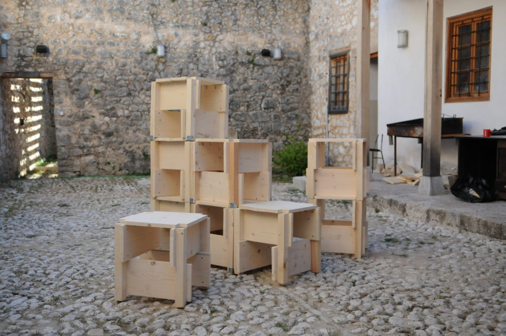 Mobilier – Stolac, Bosnie et Herzégovine