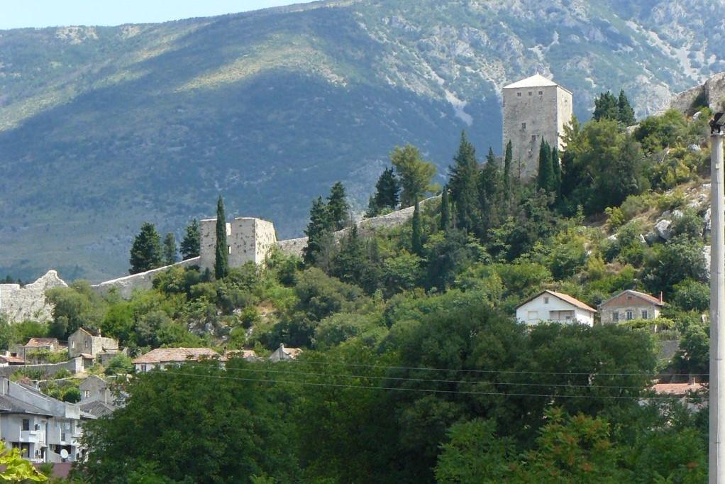 Les Jardins de Stolac, Jardin de l'Europe – Stolac, Bosnie et Herzégovine
