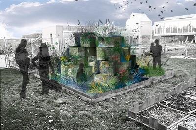 Une architecture, des jardins – Concours geotopia 2016